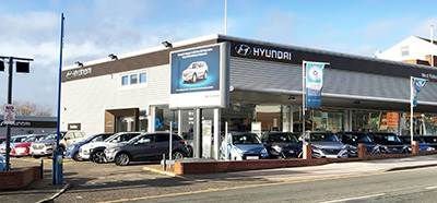 West Riding Hyundai Manchester